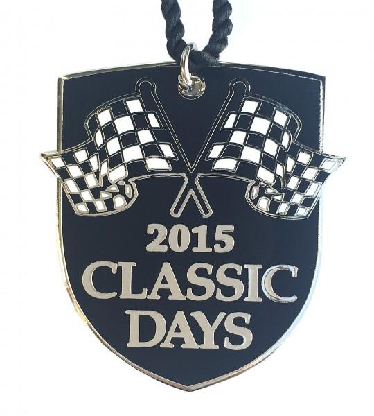 Jahres-Badge | Classic Days 2015