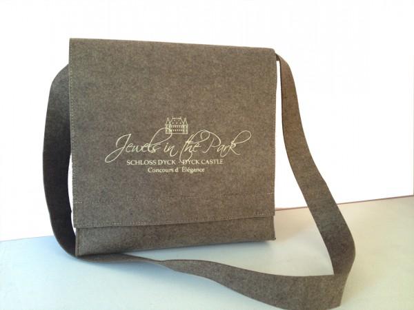 """Offizielle Fahrertasche """"Jewels in the Park"""""""