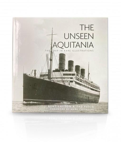 Buch The Unseen Aquitania