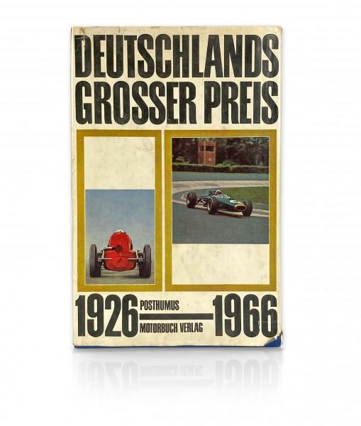 Deutschl. Großer Preis 1926 – 1966