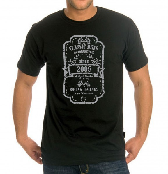 Vintage Shirt | The Motorfestival | schwarz