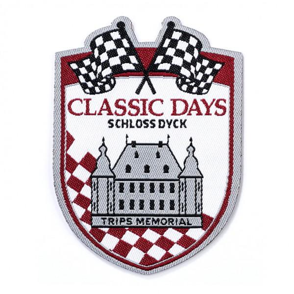Aufnäher Wappen Schloss Dyck