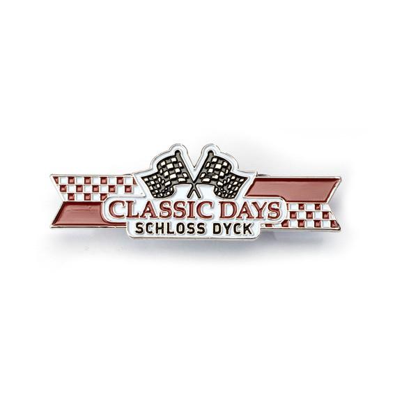 Ansteckpin | Classic Days Logo